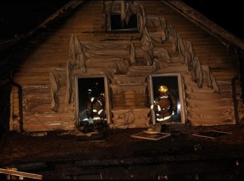 Pennsylvania: 5 children died in a house fire