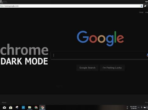 Google launches Dark Mode with new application