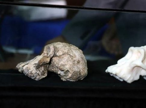 Monuments in Idaho show humans in the Americas 16,600 years ago