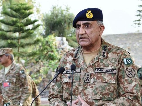 Pakistan Army Chief: No question of compromise on Kashmir cause