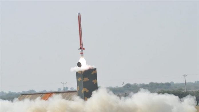 Pakistan successfully tested