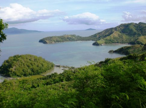 Earthquake measuring 5.8 hits the Philippine province of Davao Oriental