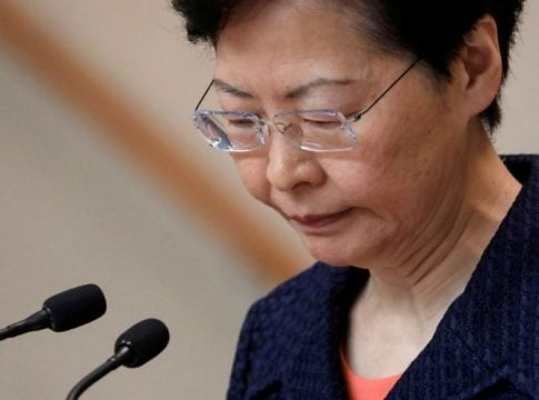 Carrie Lam: I will resign if given the choice