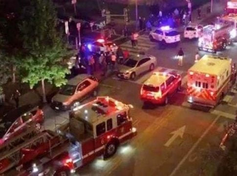 Washington shooting: One person killed and 5 wounded in indiscriminate firing