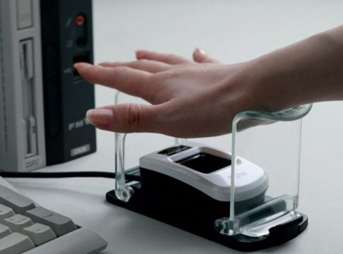 Amazon tests new biometrics technology to verify customers by scanning their hands