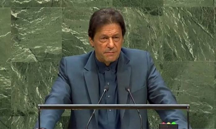 Imran Khan: Catastrophic issues of climate change, Islam phobia and Indian atrocities in Occupied Kashmir must be addressed