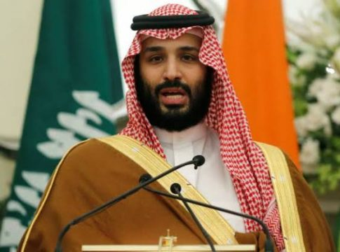 Saudi Crown Prince warns against further escalation in Iran conflict