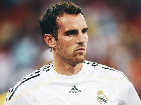 Former Real Madrid star accused of distributing child pornography