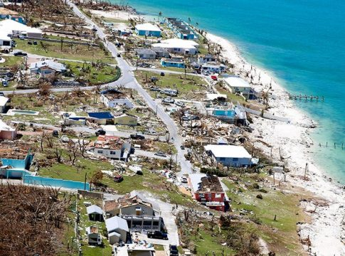 Death toll from Hurricane Dorian rises to 50 in Bahamas