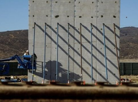 Pentagon releases $ 3.6 billion for construction of the border wall