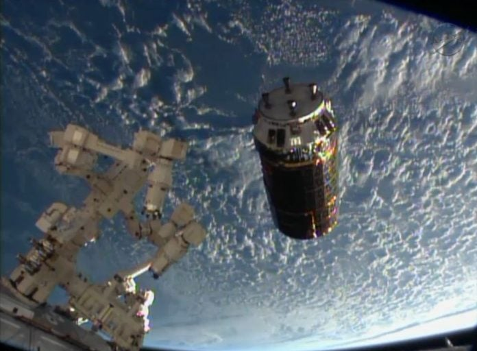 Japan launches unmanned cargo ship to ISS