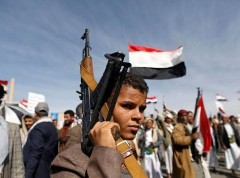 Houthi rebels claim to capture hundreds of Saudi soldiers