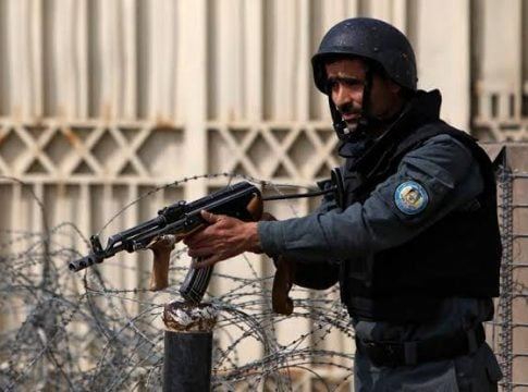 Presidential election in Afghanistan overshadowed by nationwide attacks