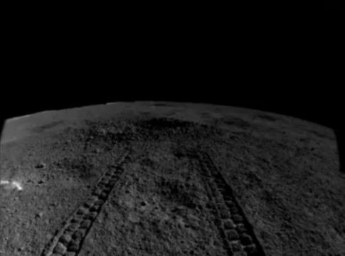 Chinese probe discovers Jelly like substance far side of the moon