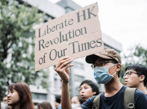 Beijing media: China will crush offensive attempts to separate Hong Kong