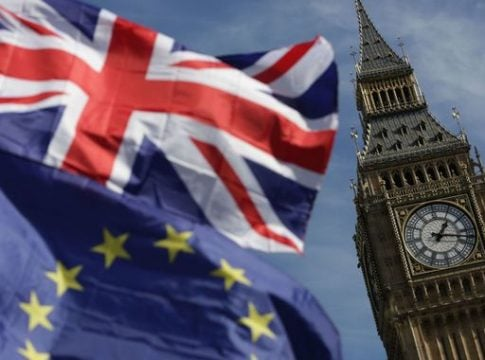 UK government document warns of food and fuel shortages if London exit without an agreement