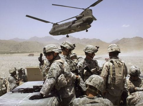Trump's decision has left Afghanistan on the verge of bloody lead in National elections