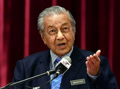 Dr Mahathir: Malaysians are highly regarded in foreign countries