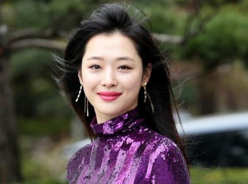 K-pop star Sulli was found dead at her residence