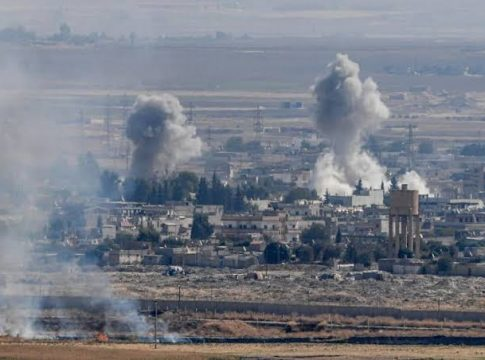 Turkey, SDF accuses each other of ceasefire breach in Syria