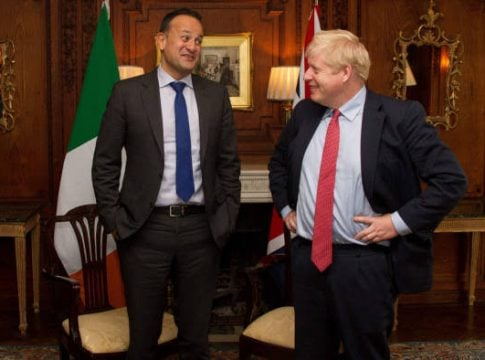 Johnson, Irish counterpart agrees a way of possible agreement to Brexit crisis