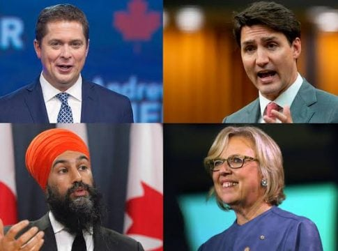 Canada: Liberal and Conservative parties focuses their campaigns in Ontario