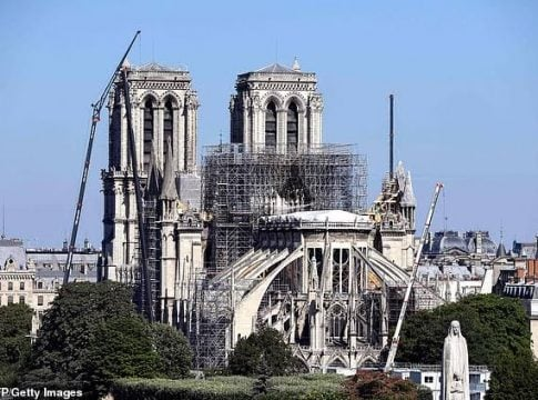 Notre-Dame Cathedral attack: Paris court punishes Islamic State supporters for 30 years jail sentence