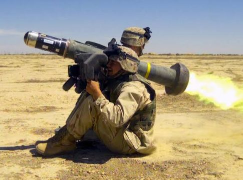 US Congress approves sale of second batch of Javelin missiles to Ukraine