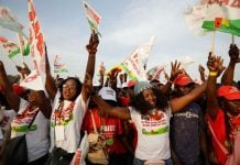 Guinea-Bissau presidential election kicks off after weeks of violent protests