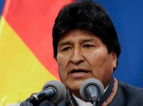 Bolivia unrest: President Morales denounced coup attempt after police rebellions in three cities
