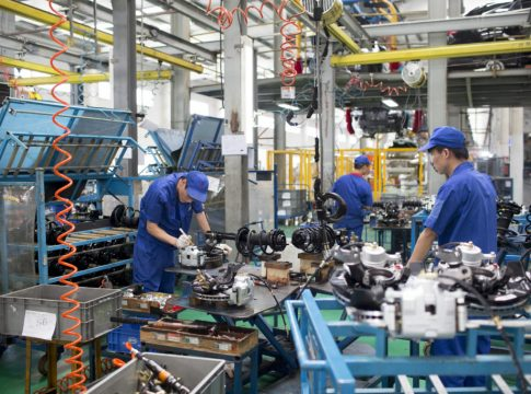Chinese PMI climbs 50.2 points in November