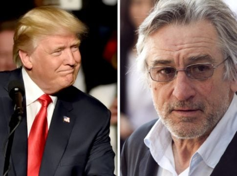 De Niro describes Trump as Fake and Fool, welcomes democrat Bloomberg for the presidency