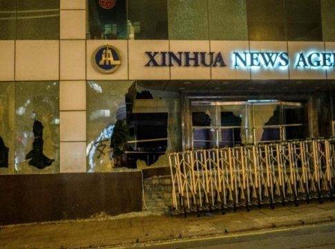 Hong Kong unrest: More than 200 protesters arrested overnight