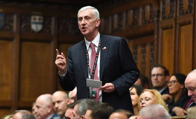 Hoyle becomes new Speaker in the British House of Commons