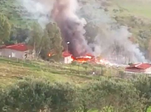 Italy: Five killed, 2 seriously injured in fireworks factory explosion in Sicily