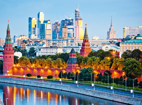 Moscow wins best tourist destination in the world