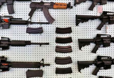 50 firearm owners protest against NZ law change