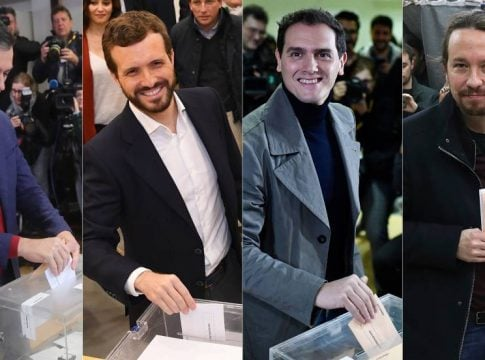 Spain election 2019: Gridlock remains after 50 percent counting