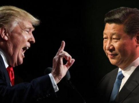 Trump: If it wasn't for me, Hong Kong would be destroyed in 14 minutes