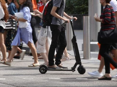 Singapore bans electric scooters