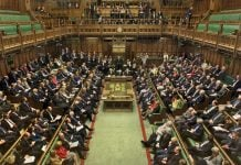 Two lawmakers of the British House of Commons arrested on stealing furniture