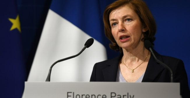 French Defense Minister: Washington should not force allies to buy US weapons