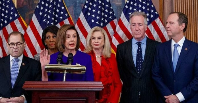 Democrats to prosecute Trump on two counts: Trump says its political madness