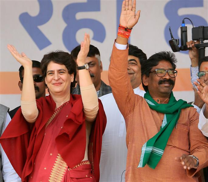 India: Ruling BJP receives heavy loss in Jharkhand elections amid CAB protests
