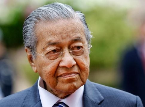 Breaking: Malaysian PM Dr Mahathir submits resignation to the King