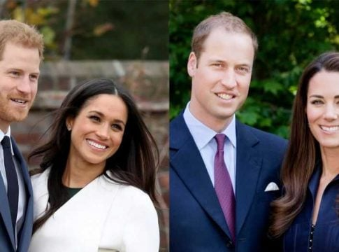 Why are Prince William, Harry and Meghan Markle absent from the reception of NATO leaders?