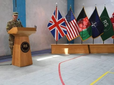 Major General Seguin: We will hold largest military exercises on European soil in April 2020