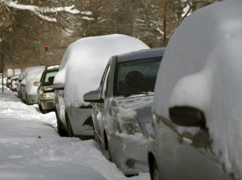 Snow blankets US: Weather service predict storms to hit northeastern states