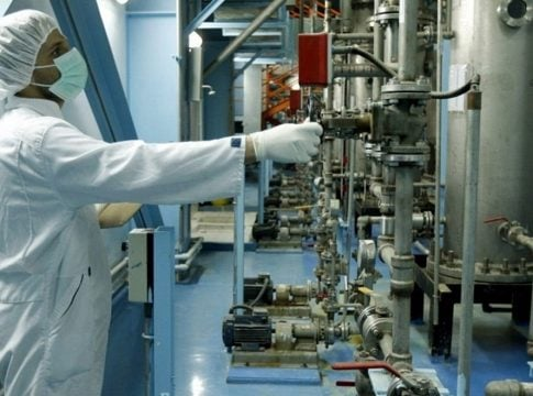 Russia declares full commitment to modernize Iranian nuclear facility