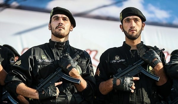 Iranian soldier shot 3 policemen inside a police station south of Tehran